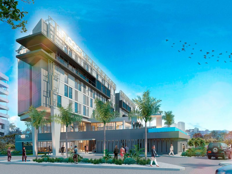 Proyecto Hotel Noom Mangalis