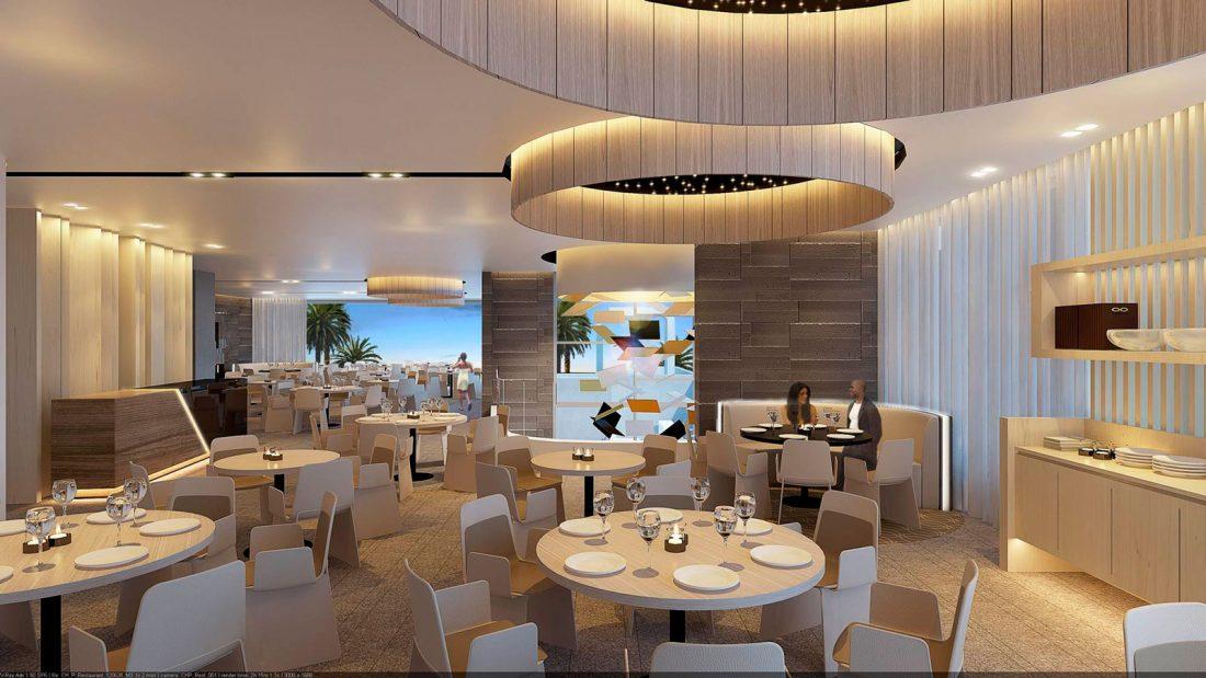 Restaurante Proyecto Hotel Noom Mangalis