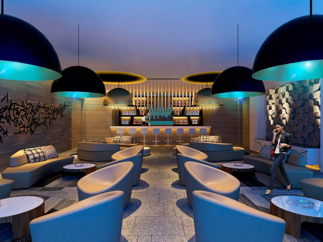Cafe Proyecto Hotel Noom Mangalis