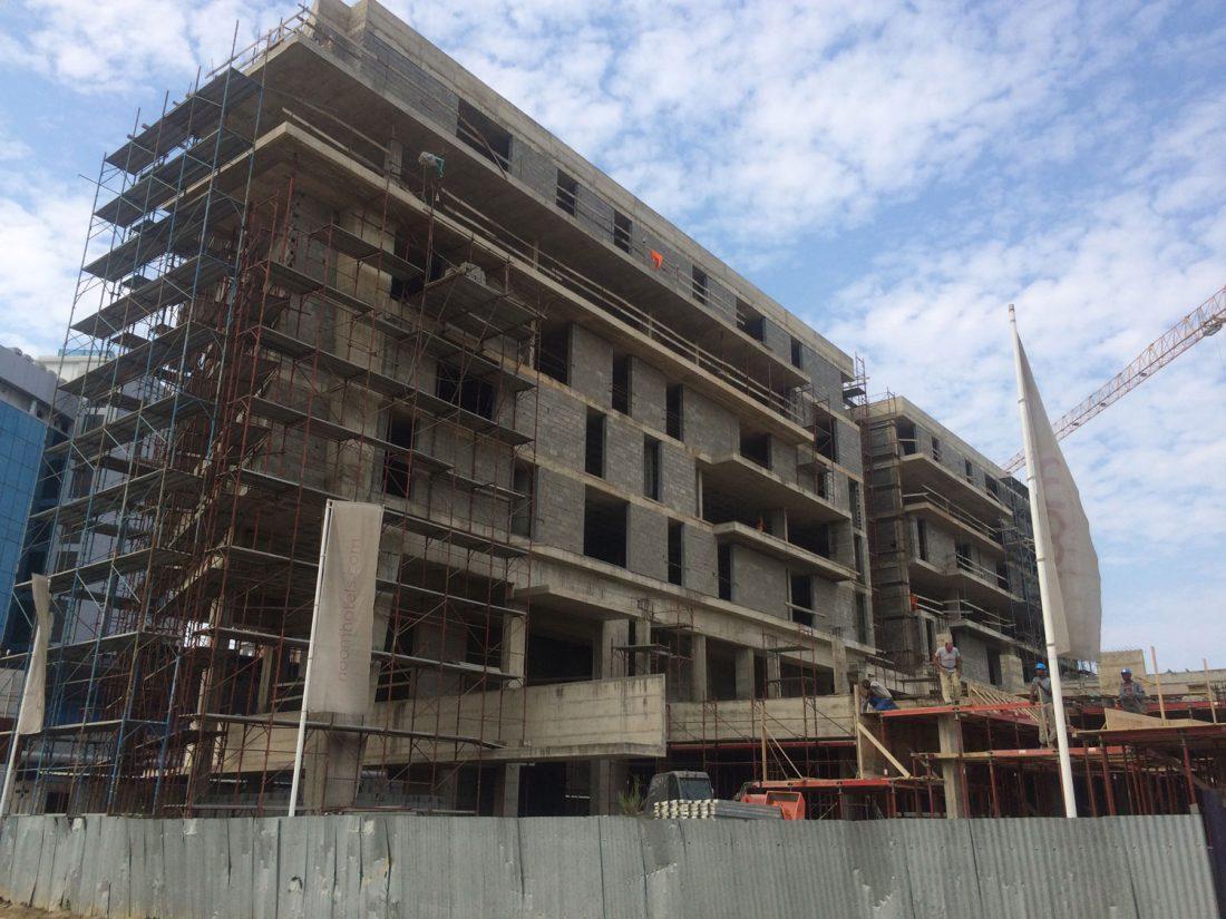 Obras Proyecto Hotel Noom Mangalis