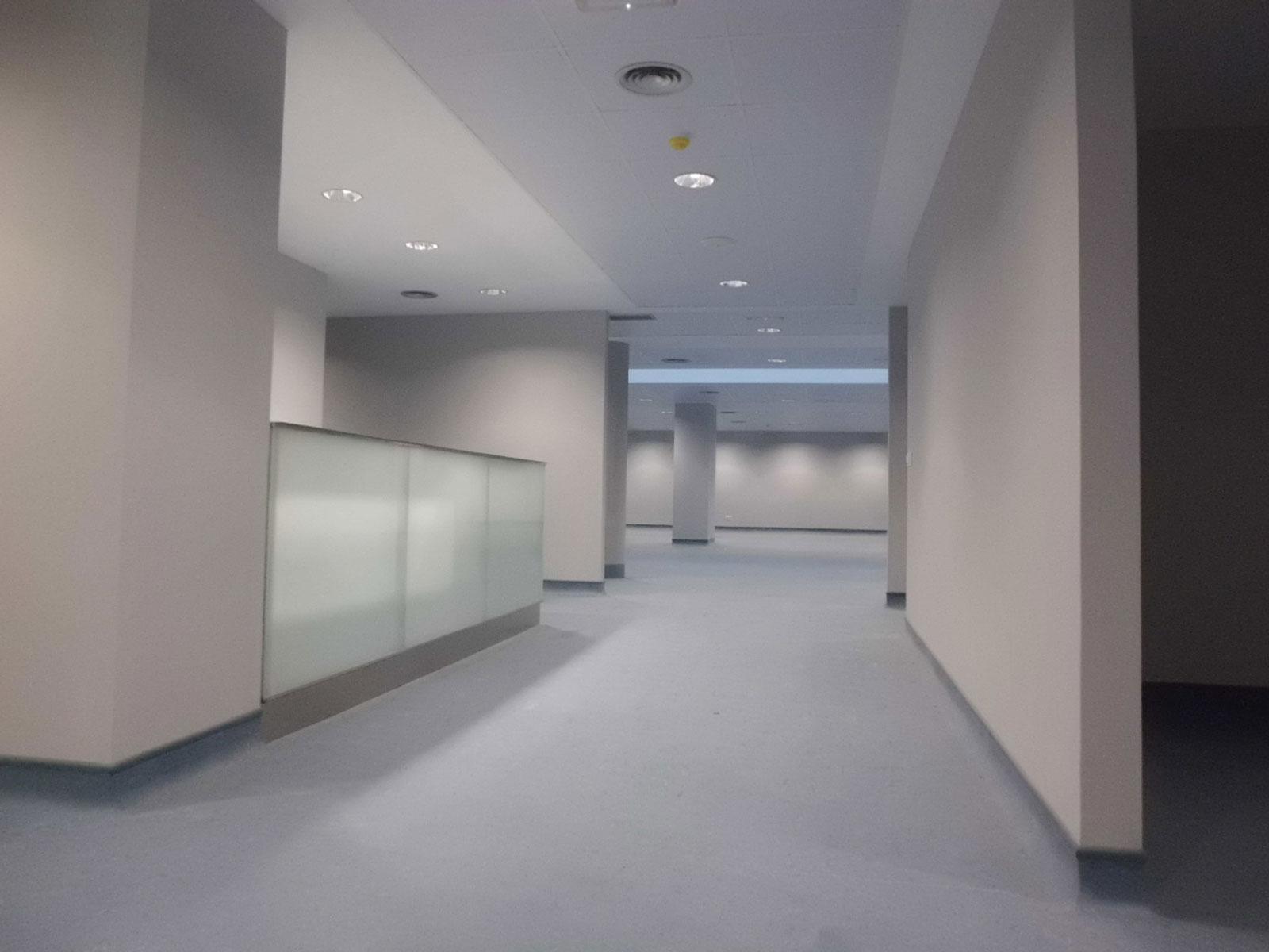Rehabilitaci n sociosanitari francol t80 arquitectura for Arquitectura tecnica ua