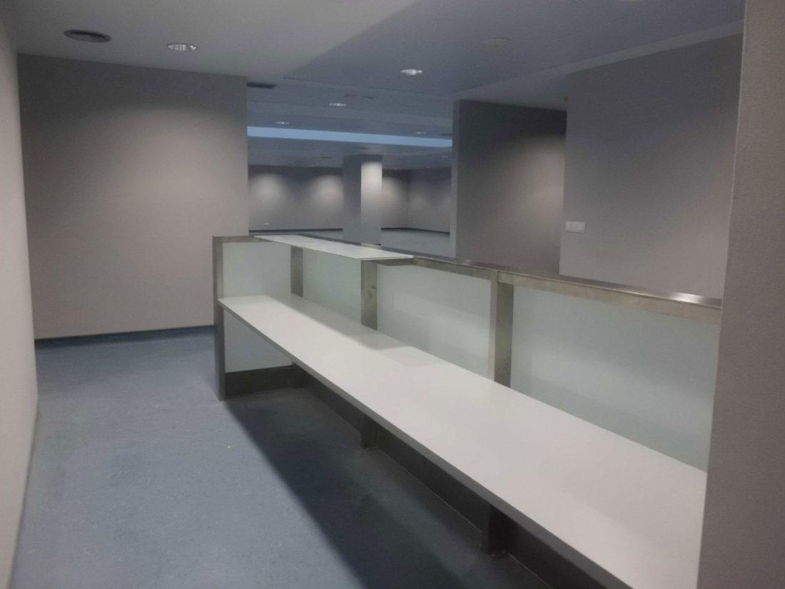 Rehabilitación y consultas del Hospital Sociosanitario Francolí