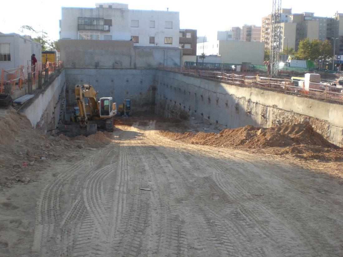 Obras Proyecto Viviendas FBEX Reus