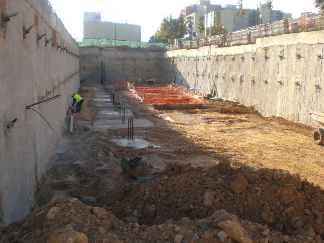 80 viviendas fbex reus t80 arquitectura tecnica - Constructora reus ...